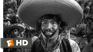 The Treasure of the Sierra Madre (6/10) Movie CLIP - No Stinking Badges (1948) HD