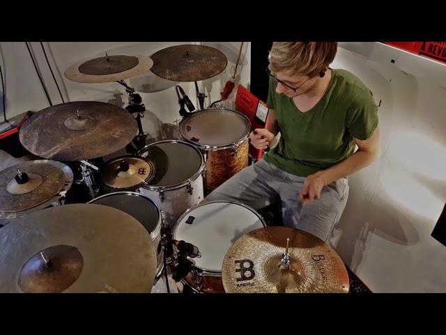 Get Ur Freak On – Drum Cover by Armin Schöpfer