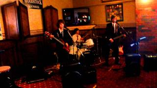 The MSix - Stickin to the Floor (Arctic Monkey's) Cover.MOV