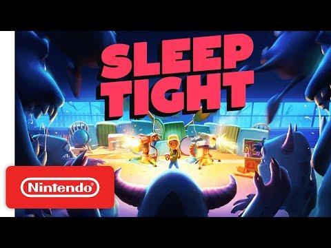 Sleep Tight Announcement Trailer - Nintendo Switch