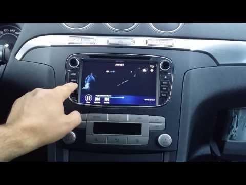 Ford S-Max / AV7 Android Radio Gerät Convers+