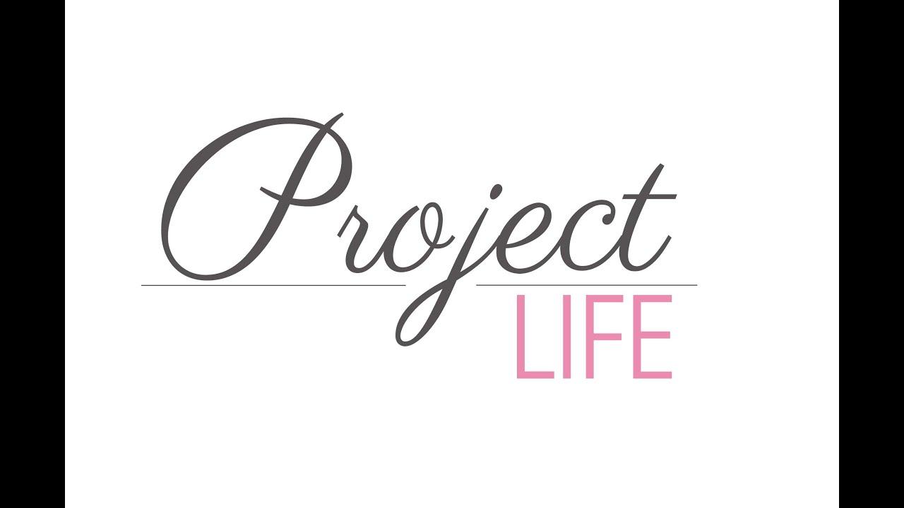 Mi Project Life - mayo 2013