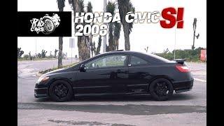 Honda Civic Si | 2008 | Modificado