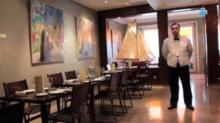 preview picture of video 'Pinchos y Vinos - Madrid - Restaurante Estay'