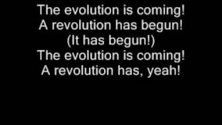 30 Seconds to Mars - R-evolve lyrics