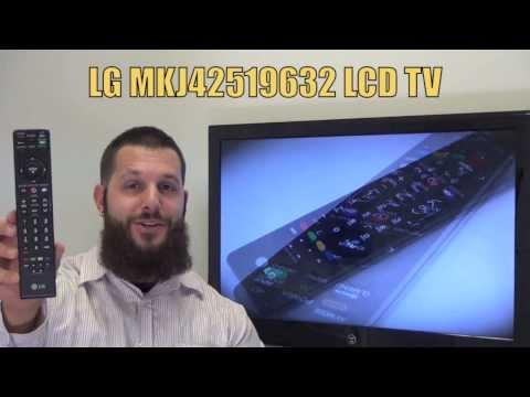 LG MKJ42519632 TV Remote Control