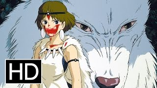 Princess Mononoke - Official Trailer
