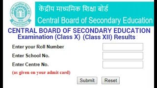 CBSE Result 2020 - How to Check CBSE Class 10th & Class 12th Board Result 2020