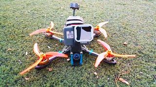 My new 6s FPV Drone | Astro X5 Johnny FPV V2