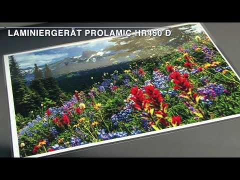 ProfiOffice Laminiergerät Prolamic HR450 D