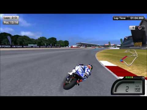 MotoGP 14 - PS Vita gameplay