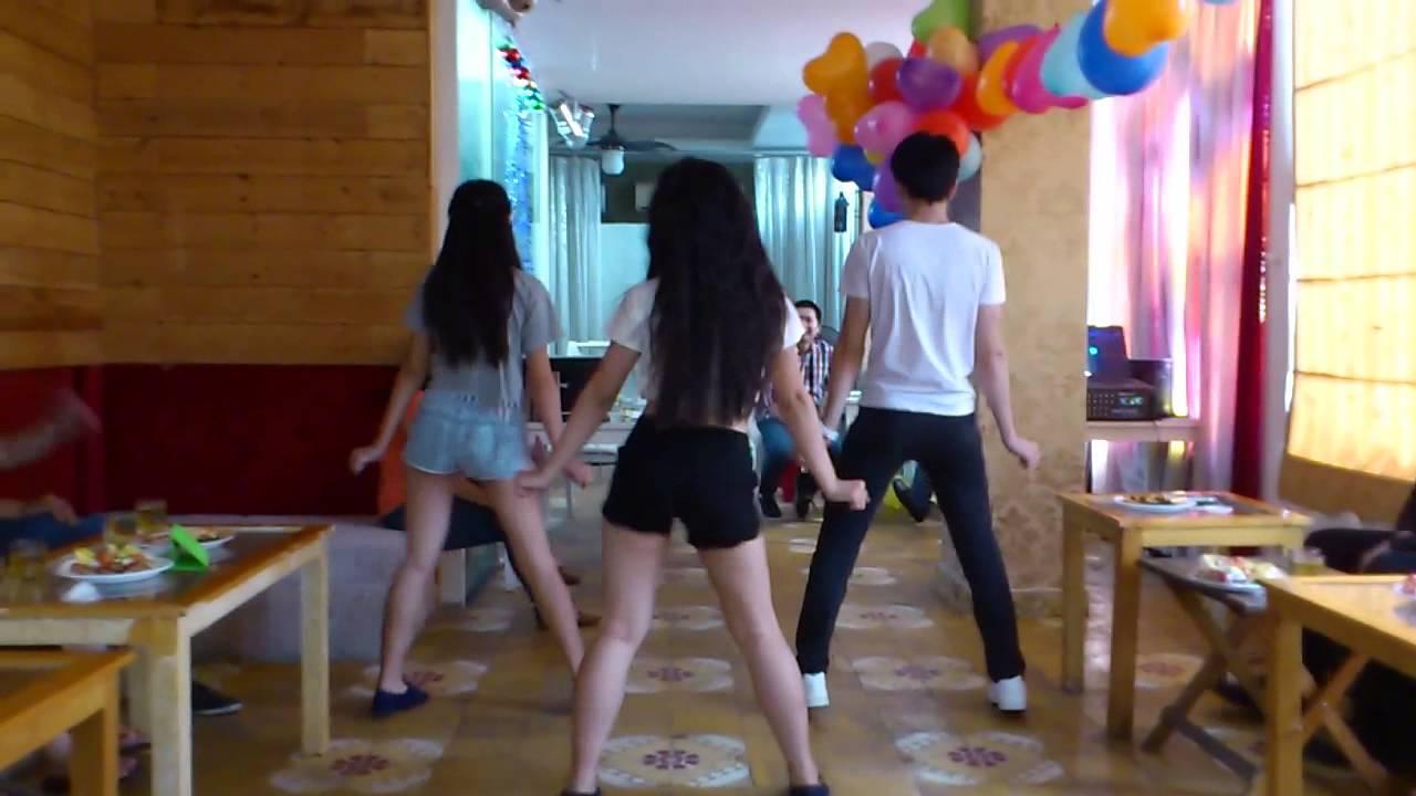 TOUCH Fan Dancing