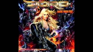 DORO - Coldhearted lover.