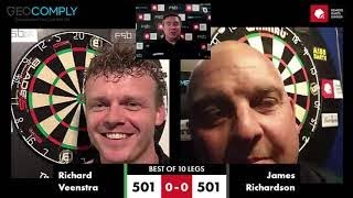 Remote Darts League - Season 2, night 1: 18/5/2020