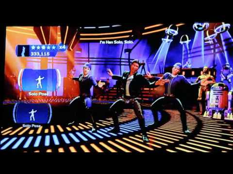 The Horror, And The Glory, Of Star Wars: Kinect's Dancing Game