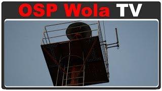 preview picture of video 'OSP Wola #vlog specjalny - Dźwięk syreny alarmowej'