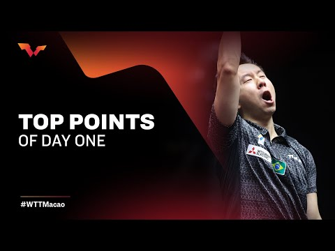 Top Points of Day One | WTT Macao  2020.11.26