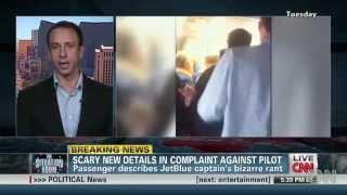Scary new details in JetBlue pilot fiasco