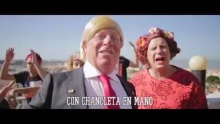 Antonia Vs Trump -  Los Morancos