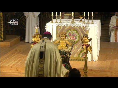 Messe de la nuit de Noël à Saint Germain l'Auxerrois