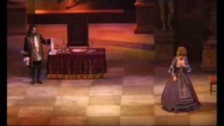 Lucia di Lammermoor  Lucia-Enrico Duet  Baritone Cengiz Sayın Soprano Maira Kerey