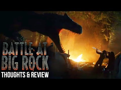 BATTLE AT BIG ROCK IS HERE! | My Thoughts, Reaction & Review