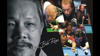 Greatest Matches - Efren 'Bata' Reyes VS Top 5 Famous Pool Players