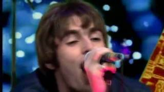 Oasis   Supersonic (First TV Debut) Live The Word, UK   1994 (HD)