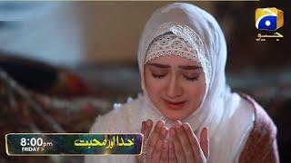 Khuda Aur Muhabbat Mega Episode 23 & 24 Teaser Promo Review Har Pal Geo Drama -Khuda Aur Muhabbat Ep