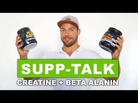 Supp-Talk #1 Creatin und Beta Alanin kombinieren