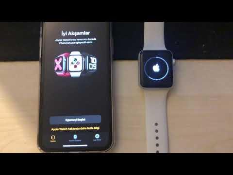 Eski iPhone'dan Yeni iPhone'a Apple Watch Kurulumu!