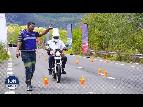 Leal sponsorise la formation de ses employés en moto école