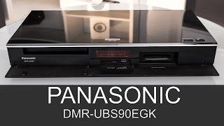 Panasonic DMR-UBS90 - Thomas Electronic Online Shop - DMRUBS90 - DMR-UBS90EGK - UBS90