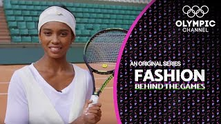 How Would a Tennis Player Perform with an Old-School Outfit?   Fashion Behind The Games