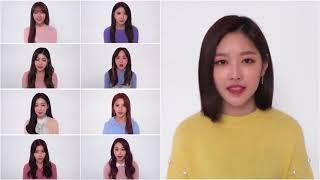 구구단 gugudan - The Boots Waltz Acapella Title Preview