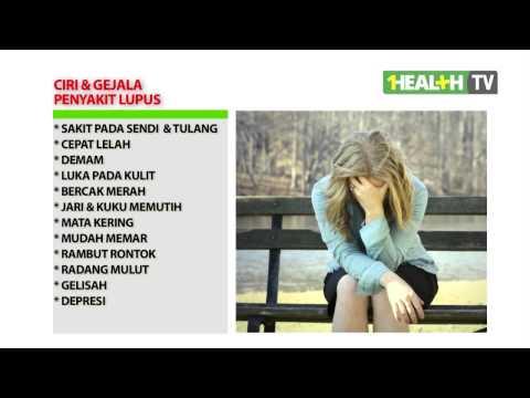 Video Gejala dan Penyebab Penyakit Lupus