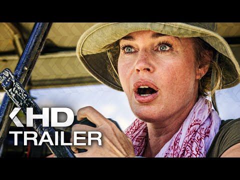 DANGER PARK: Tödliche Safari Trailer German Deutsch (2021) Exklusiv