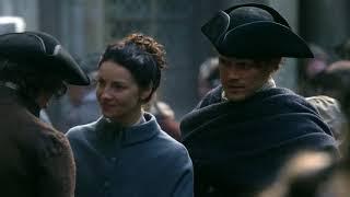 Outlander 306 Claire Meets The Adult Fergus
