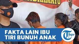 Fakta Lain Ibu Tiri Sewa Algojo untuk Bunuh Anak di Indramayu, Pura-pura Khawatir & Ikut Cari Korban