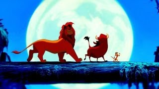 Hakuna Matata - it means No Worries