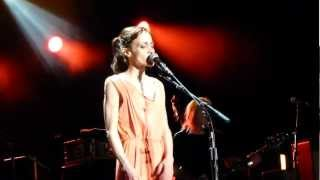 Fiona Apple - Tymps LIVE HD (2012) Los Angeles Greek Theatre