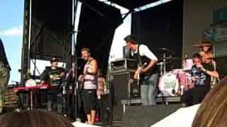 "Down With Webster - ""Grind"" - Vans Warped Tour 2009 (Milwaukee)"