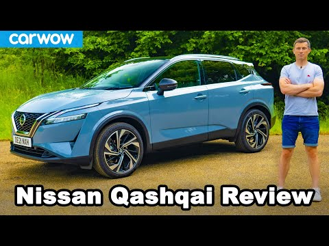 Nissan Qashqai 2021 review - see how it wouldn't let me crash!