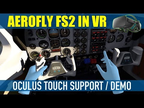 Aerofly FS 2 Flight Simulator - Major VR Update - Page 2