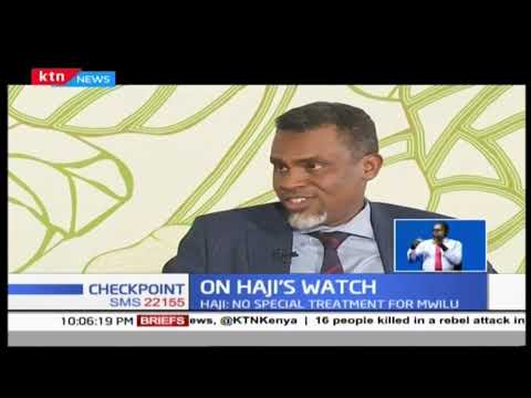 DPP Noordin Haji: I have had threats even before the DPP job