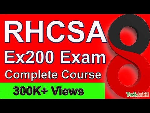 RHCSA 8 Complete Course in Single Video | Linux Certification ...