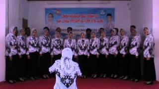 preview picture of video 'Paduan Suara PGRI Kec  Batudaa'