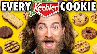 We Ate All 33 Keebler Cookies At Once (Taste Test)
