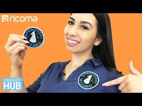 Embroidery Hub Ep. 28: DIY Patches | Bulk Patch Embroidery Tutorial