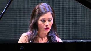 Filipina pianist Cecile Licad at the APEC Welcoming Dinner